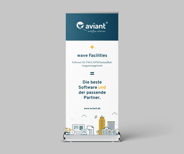 Roll-Up aviant GmbH