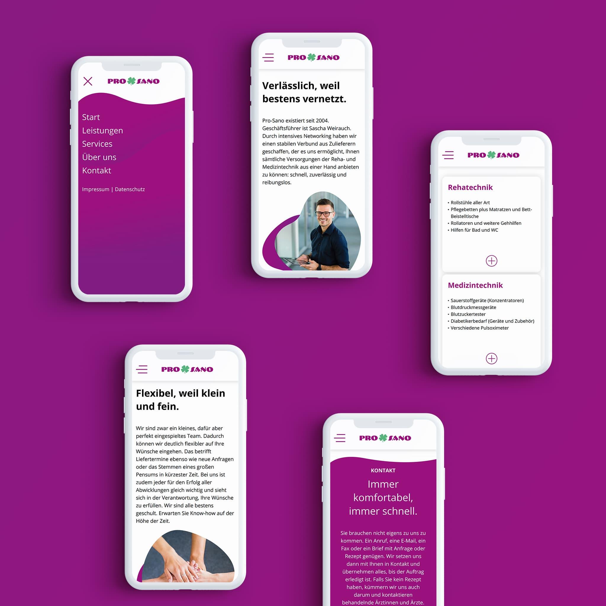 mobil-design-pro-sano