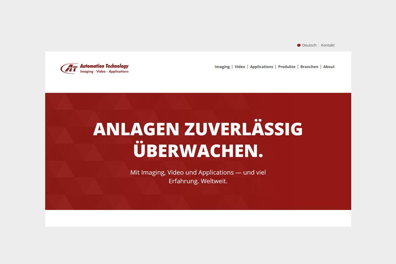 Responsive Webseite für AT aus Gera