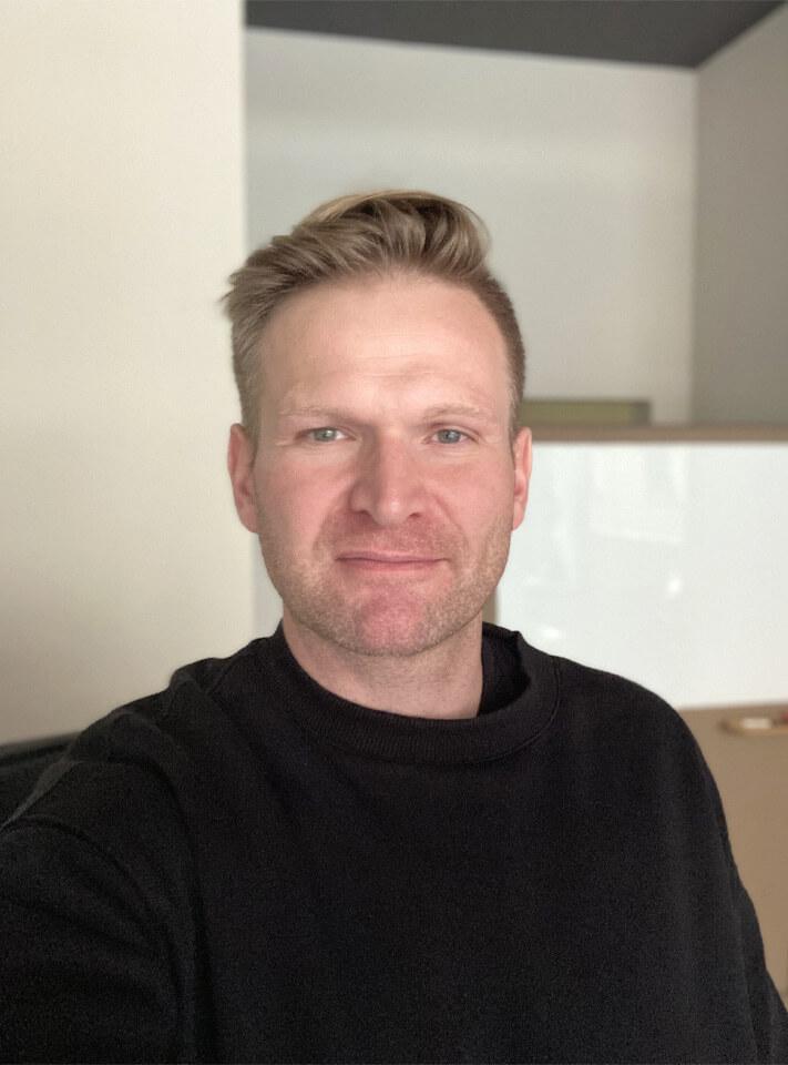 Sebastian Mai - Designer und Marketingleiter